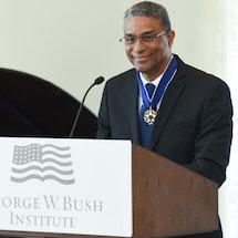 Oscar Biscet Talks with the Bush Institute about Cuba's Future