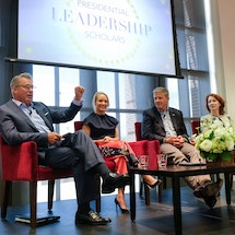 The Presidential Leadership Scholars Program is Helping to Shape Leaders and Change Lives