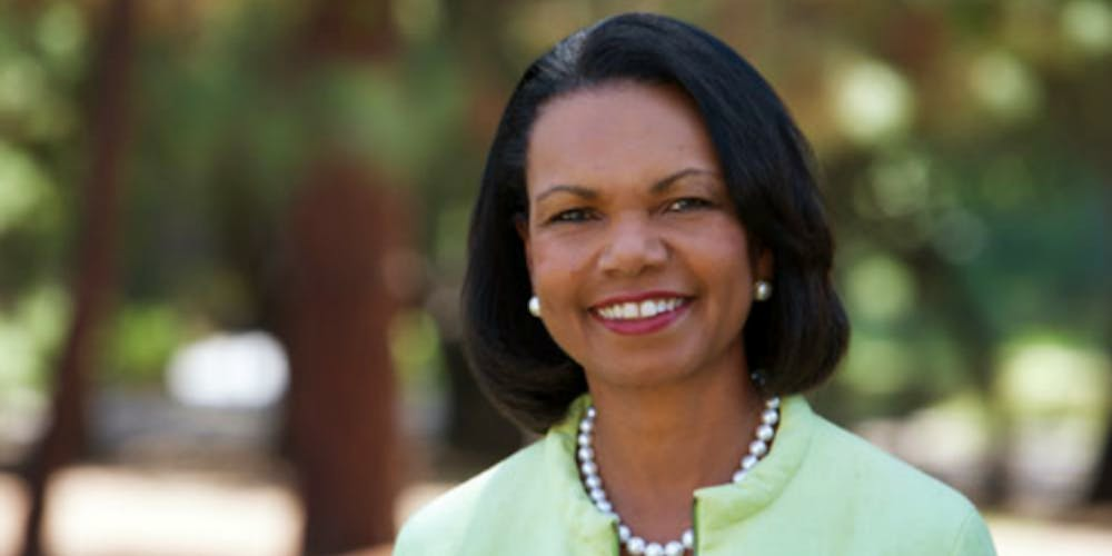 Democracy & Freedom: A Conversation with Dr. Condoleezza Rice