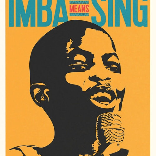 Imba Means Sing: An Evening with the African Children's Choir