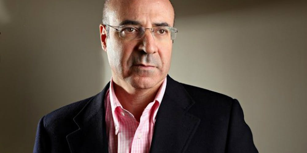 Author Event with Bill Browder