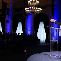 President Bush Urges Collaboration to Improve Post-9/11 Veteran Transitions