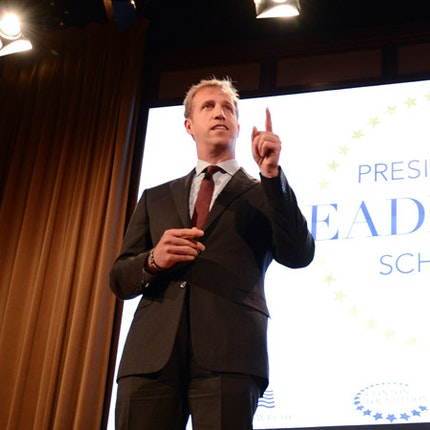 Applications Open for Third Presidential Leadership Scholars Class