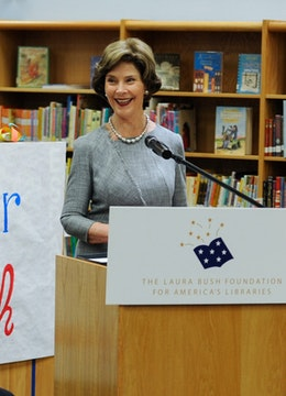 Laura Bush Foundation for America's Libraries