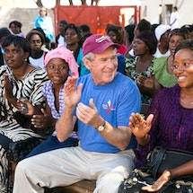 Five Highlights of President Bush's Continued Commitment to Africa