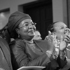 Her Excellency Salma Kikwete