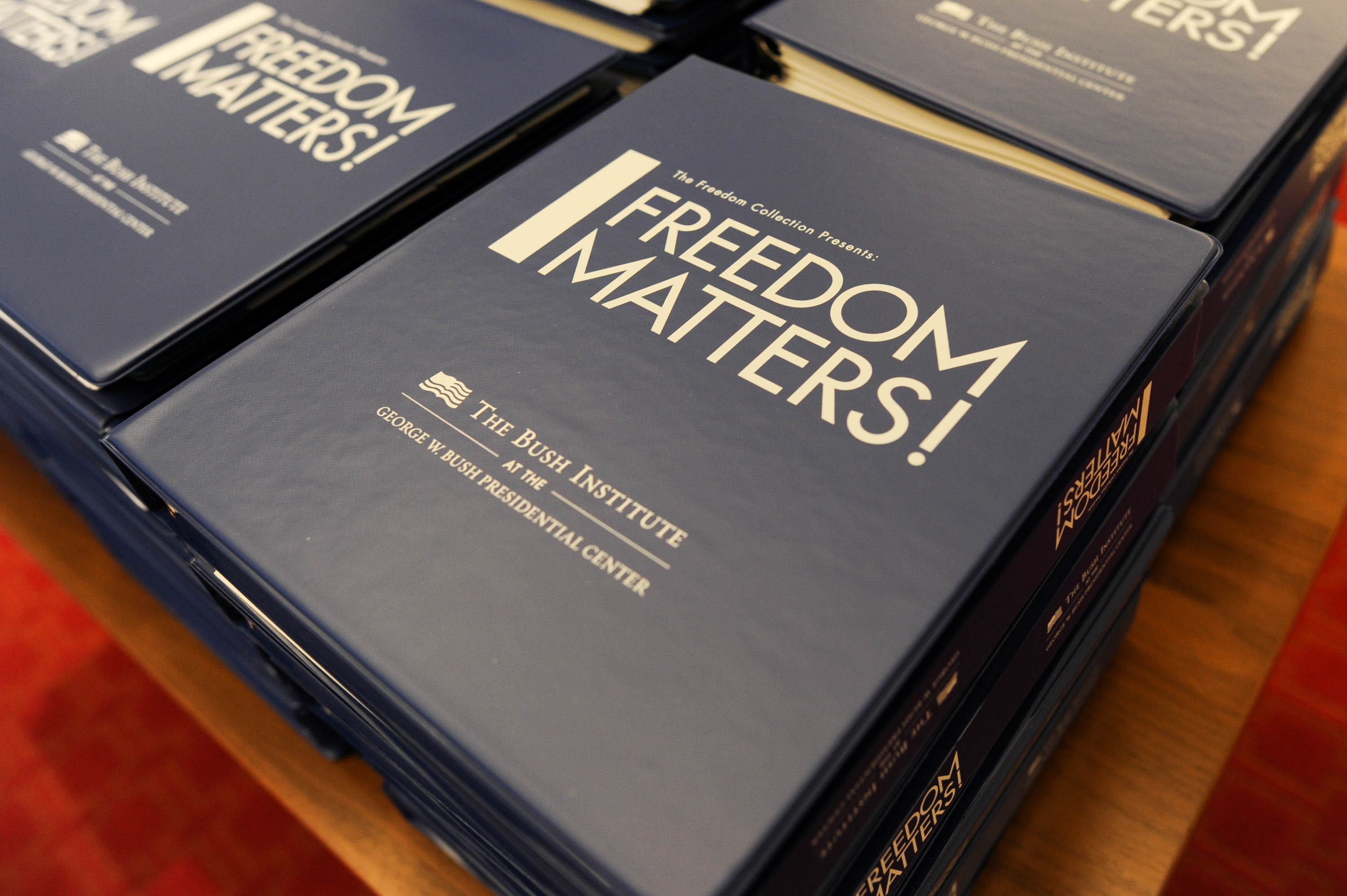 Even in Summer, Freedom Matters to Students