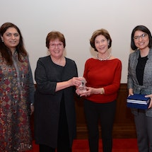 Voices of Peace: Perspectives from Women Peacebuilders in Afghanistan and Pakistan