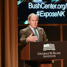 Bush Institute Forum Makes Case to New Administration For Human Rights In North Korea Policy