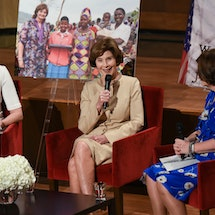 Bush Institute Releases New Research on Leadership of Global First Ladies