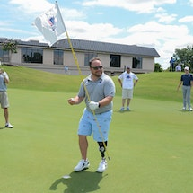 Warrior Blog: Golf as Therapy