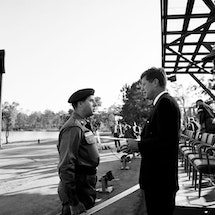 John F. Kennedy and Memorial Day: Service and Sacrifice in Pursuit of Security and Development