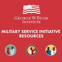 Military Service Initiative Resources