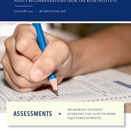Assessments: Measuring Student Learning Can Lead to More Equitable Schools