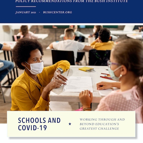 Schools and COVID-19: Working Through and Beyond Education's Greatest Challenge