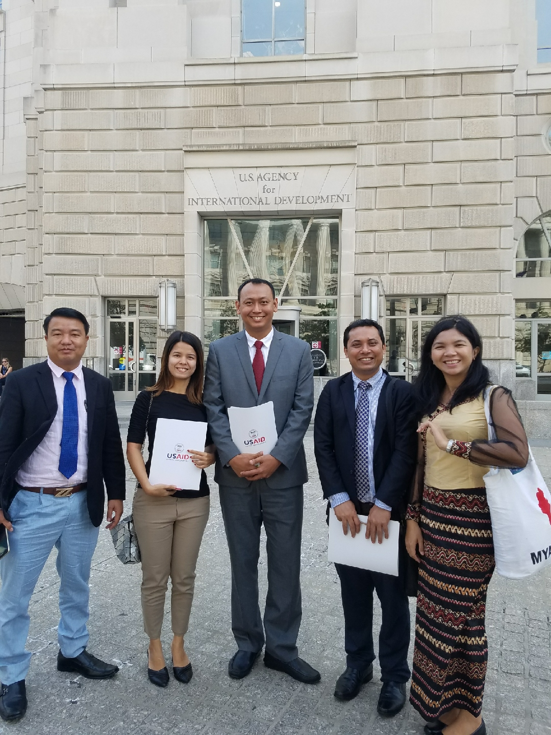 Burmese Young Leaders Have Message for Washington: Sai One Leng Kham