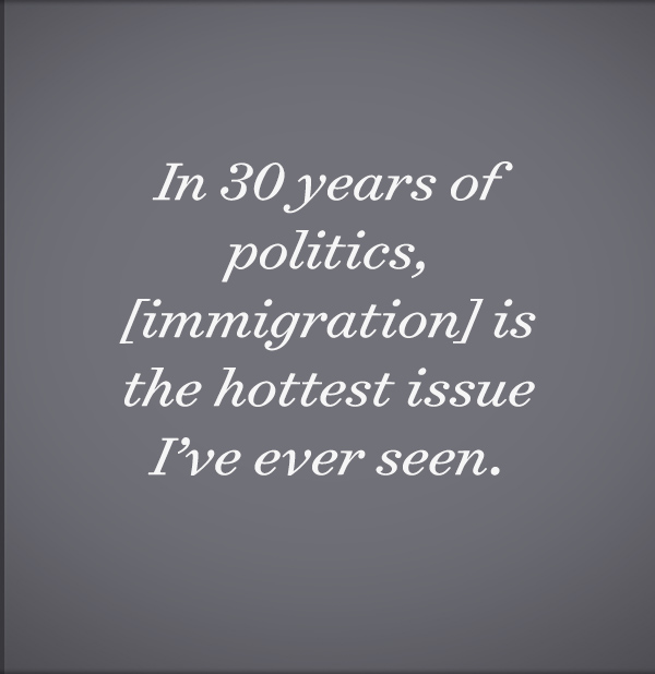 good thesis statement for immigration reform