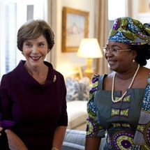 First Ladies Gain Partnerships