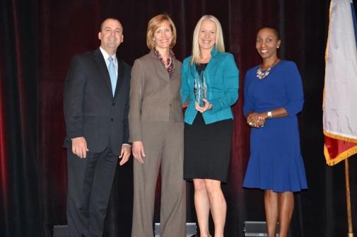 Bush Center Awarded the Community Catalyst Blueprint Award
