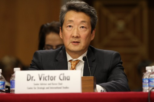 Bush Institute Fellow Victor Cha Links North Korean Human Rights and National Security