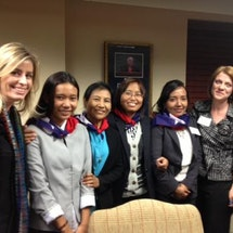 Four Brave Women Reveal Burma's Progress