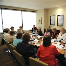 Women's Initiative Policy Advisory Council Discusses Fellowship Program and Afghanistan