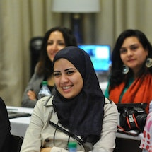 Empowering Egyptians, One Woman At A Time