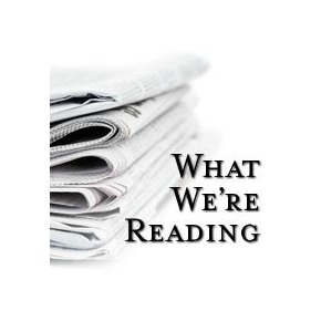 What We're Reading | May 17, 2013