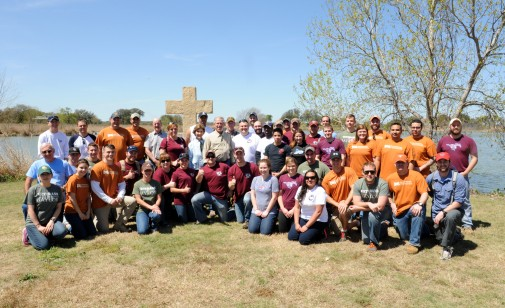 Texas Vets step up in support of the Warrior 100K