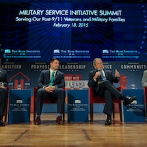 Top 10 Quotes from the Military Service Initiative Summit