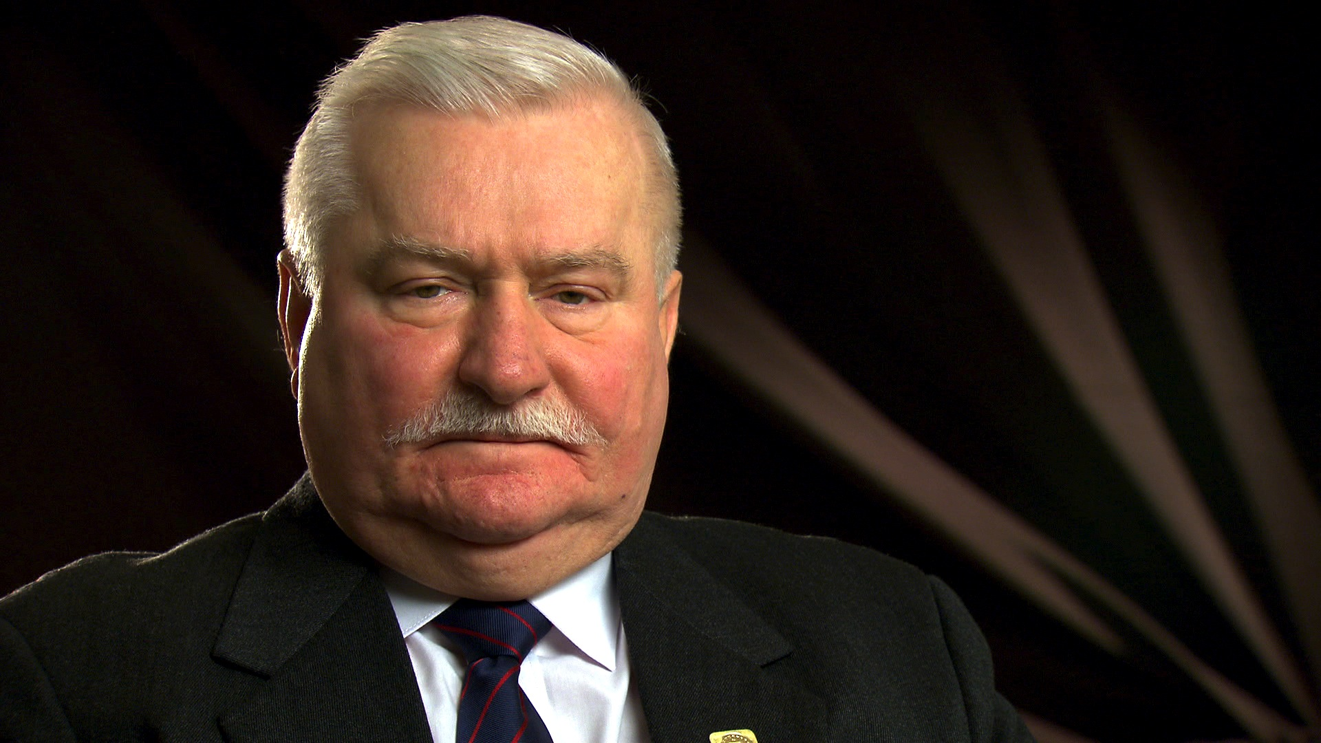 New on the Freedom Collection: Lech Walesa