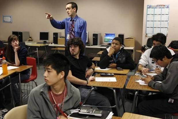 Dallas ISD's teacher of the year demonstrates winning formula for engaging students