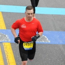 Running Strong: A Warrior's Road to Recovery