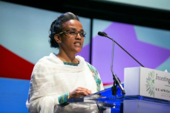Establishing a Platform: The First Lady of Ethiopia and Her Work to Empower Women and Girls