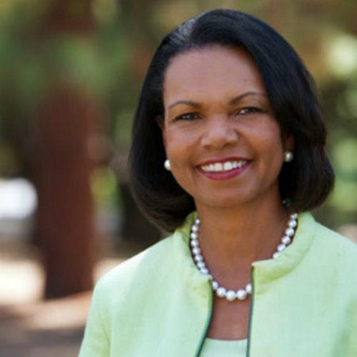 Democracy & Freedom: A Conversation with Dr. Condoleezza Rice