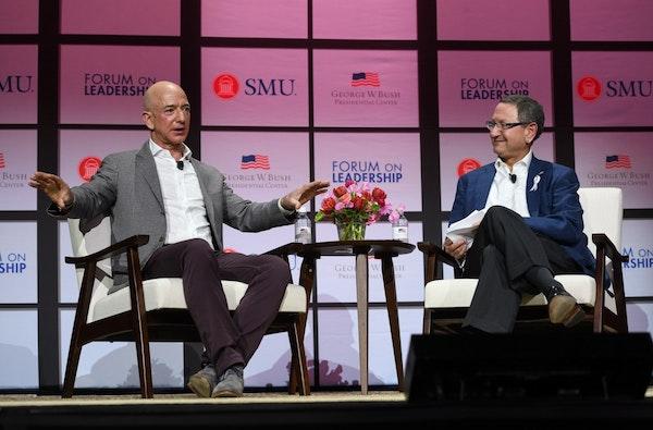 A Conversation With Jeff Bezos