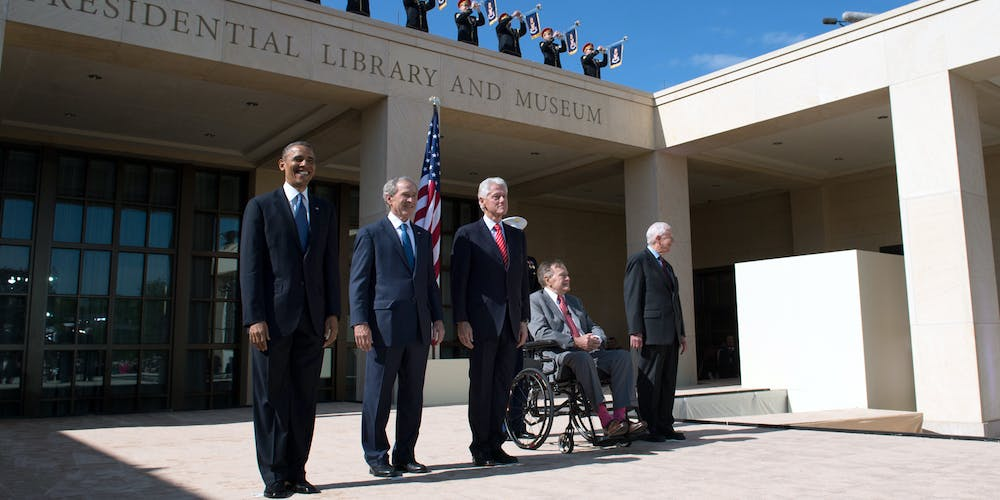 George W. Bush Presidential Center's Five-Year Anniversary Celebration