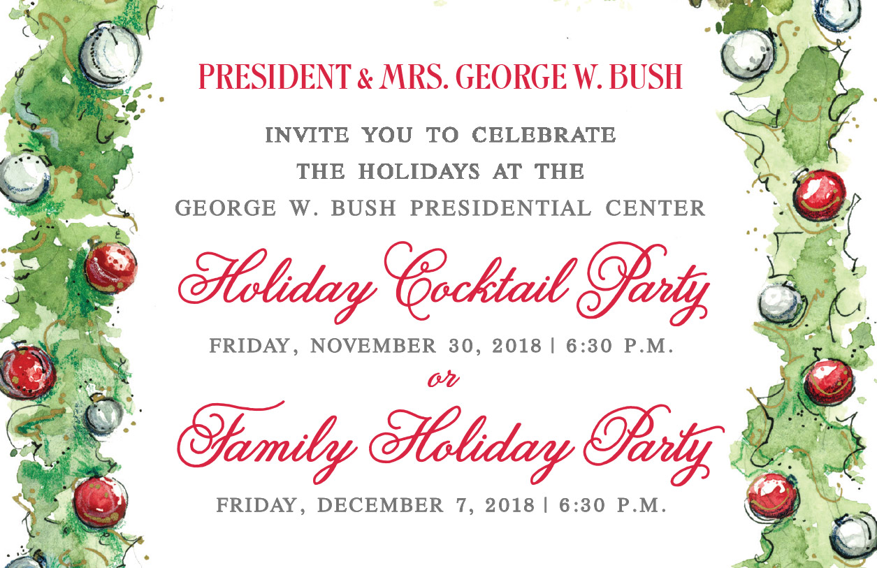 George W. Bush Presidential Center: Home of the Bush Library and ...