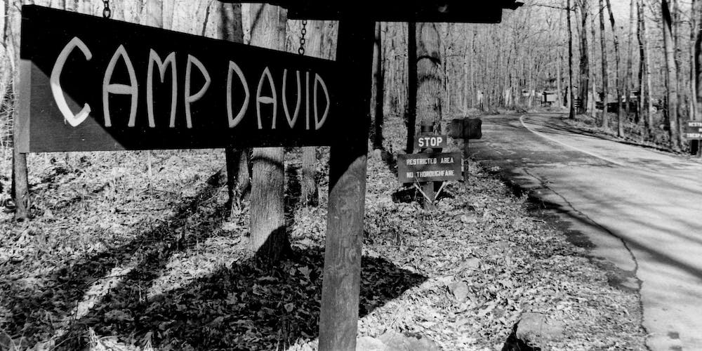 Camp David, An Insider's Look