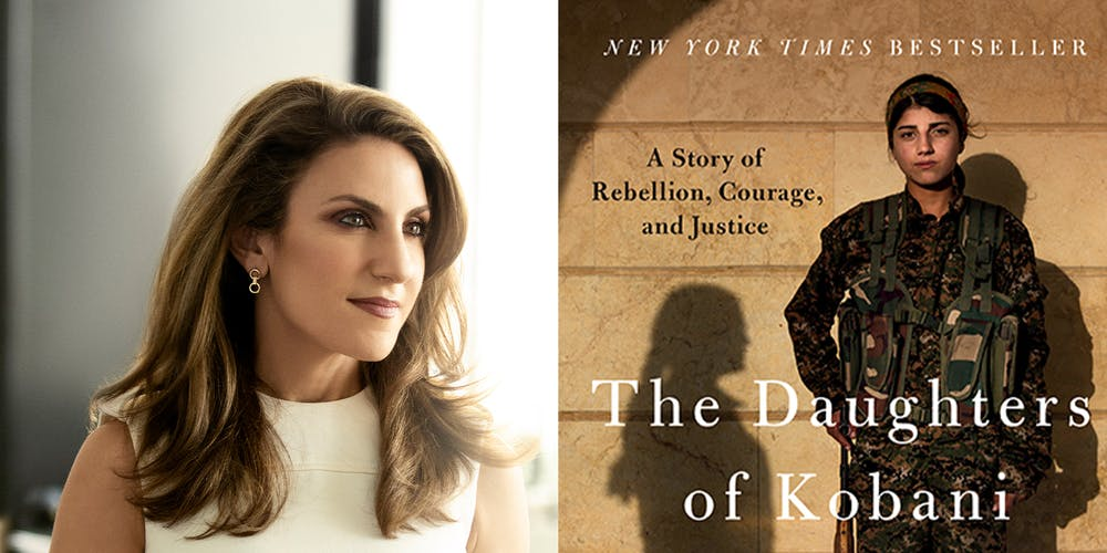 Laura Bush Book Club With Author Gayle Tzemach Lemmon