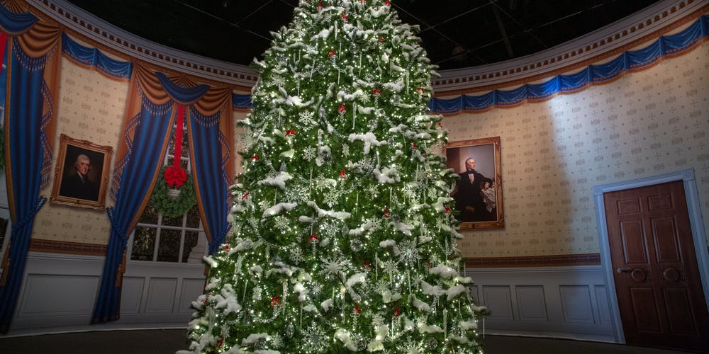 Special Exhibit - Deck the Halls and Welcome All: Christmas at the White House 2006