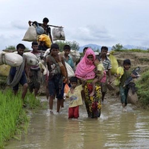 Two-Minute Take: Burmese Military Coup