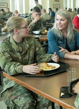 Stand-To Veteran Leadership Program