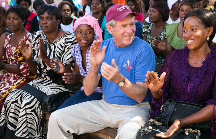 Partnership to End AIDS and Cervical Cancer | Bush Center