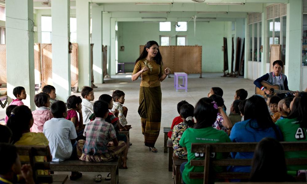 Burmese Young Leaders Have Message for Washington: Htet Htet Oo