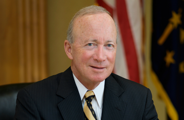 A Conversation with Gov. Mitch Daniels