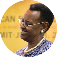 Her Excellency Mrs. Janet Museveni