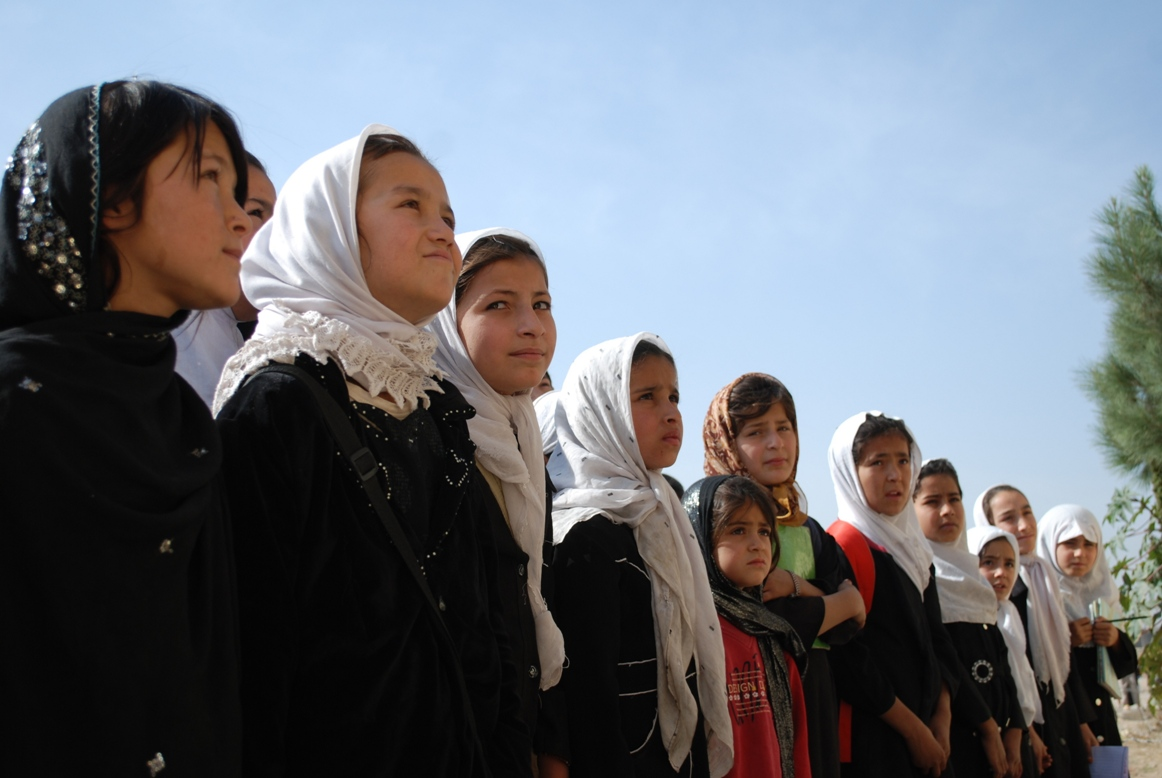 In the Headlines: Redefining the Role of Women in Afghan Society