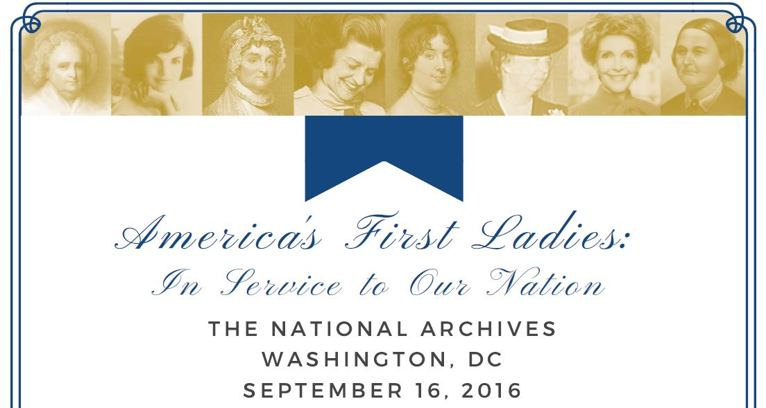 America's First Ladies: In Service to Our Nation