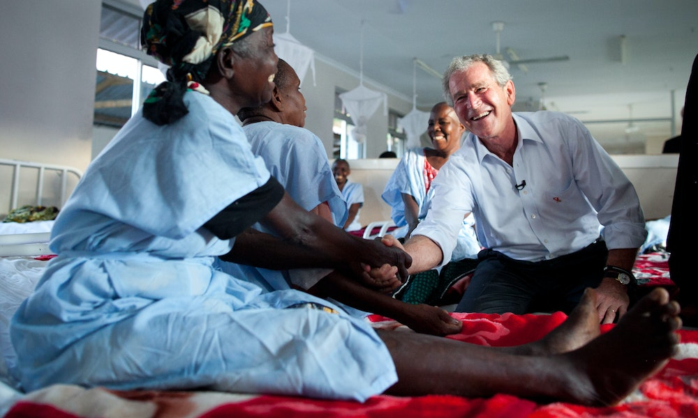 7 Things To Know About Pepfar On World Aids Day Bush Center